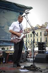 The Beat Circus live @Isola di Mondo - Cuneo 22.06.2014