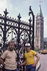 074 1982-08-09 Parliment Hill, Ottawa (crobart) Tags: 1982 ottawa hill slide august kodachrome slides parliment