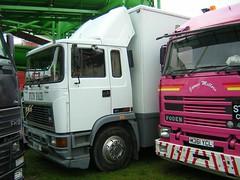 H1 GBF (quicksilver coaches) Tags: miltonkeynes fairground erf funfair e6 hurrell campbellpark eseries showmans h1gbf