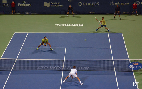 Ivan Dodig - Coupe Rogers doubles