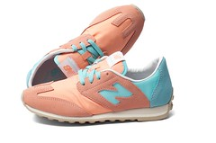 NB CCPF Womens New Balance Orange Blue Sneakers (RobertThrashy) Tags: new blue orange womens nb sneakers balance runningshoes womensshoes retrostyle ccpf fashionsneakers newbalancecc
