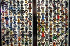 Star Wars Lego Figures Collection (globetrekimages) Tags: hongkong starwars lego figures