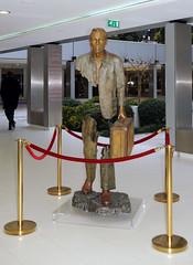 Bruno Catalano Sculpture (carolemason) Tags: sculpture paris champsélysées brunocatalano