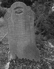 Grave of Mary Mulligan (IanAWood) Tags: pinner londoncemeteries londonboroughofharrow walkingwithmynikon nikkorafs24mmf14g pinnercemetery nikondf