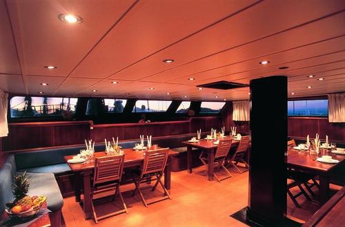 Sea Star Dining Salon