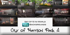 KaTink - City of Harrison Pack 4 (Marit (Owner of KaTink)) Tags: katink my60lsecretsale salesinsl salesinsecondlife 60l 60lsales photography 3dworldphotography secondlife sl