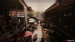 Damnoen Saduak Floating Market (04) (Ld\/) Tags: damnoen saduak floating flotant flottant market thailand thailande thai march bangkok flickr explore add me life fruit asia asian pirogue asie