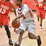 LEHS JV Boys Basketball vs Hartsville 1-5-17