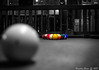 Nowhere Bar | Athens, GA (BrandonBoone) Tags: selective color pool billiards