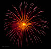 And Then There Was Light (Pixelated Sky) Tags: night fireworks smoke explosion bang exultation spark red dramatic fire orange guyfawkes