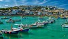 OLYMPUS DIGITAL CAMERA (ImagesbyIan) Tags: harbour seascape stives