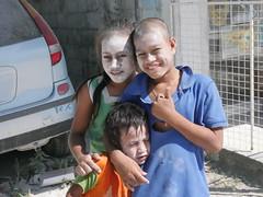Kids, South Tarawa!