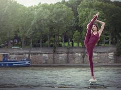 (dimitryroulland) Tags: nikon d600 85mm 18 dimitry roulland paris france dance dancer gym gymnast gymnastics flexible people flexibility split natural light performer art