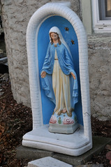2149 the virgin known as Mary (Violentz) Tags: virginmary thevirginknownasmary mary virgin mother holymother blessedmother blessed hailmary handmaidenofthelord statue lawnstatue madonna holy icon god bible stjoseph babyjesus jesus ourlady ourladyofgrace ourladyofguadalupe ourladyoflourdes ourladyoffatima miriammotherofisa motherofgod bethlehem israelite jew nazareth galilee christianity catholic religion thetheotokos heymarywatchagonnanamethatprettylittlebaby