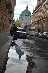 DSC_1165 (m.genca) Tags: vienna austria europe europa winter city citta d7000 nikon marcogenca genca photo marco reflection sky vienn