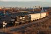 The PB Track (sullivan1985) Tags: railroad railway newjersey nj train january winter newyorkcity manhattan manhattanskyline empirestatebuilding norfolksouthern ns gp382 emd freight freighttrain bergencounty h81 pascackvalleyline sportline meadowlands eastrutherford ns5613