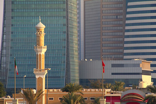 Happy Friday ! / Mosque in Kuwait city (Buresli mosque ?)