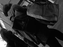 unconditionally (vfrgk) Tags: streetscene streetphotography streetlife streetsnap urbanphotography urbanfragment urbanart citylife duo women walking pov lowpov monochrome bw blackandwhite unconditionally people candid candidstreet recycling shopping bags