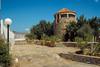 Маяк (Mikhail Talerov) Tags: маяк деревья фонарь камни греция крит
