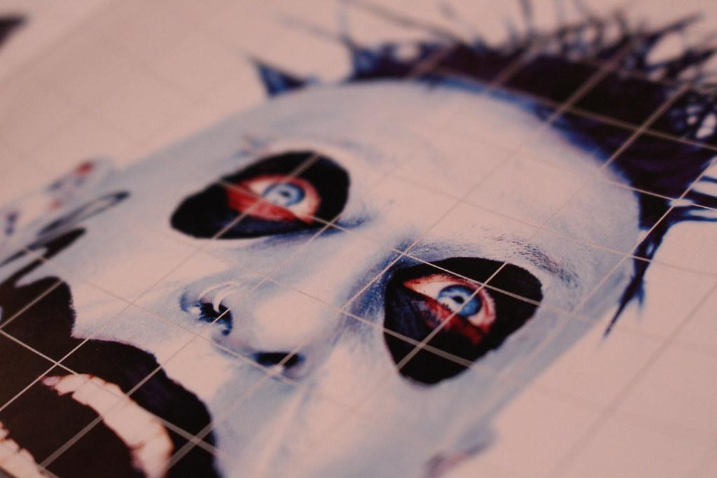 mudvayne face paint