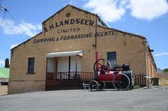 DSC_6529 A. H. Landseer Warehouse, 25 Railway Terrace. Morgan, South Australia (johnjennings995) Tags: ahlandseer building heritage museum morgan australia southaustralia architcture railwayterrace
