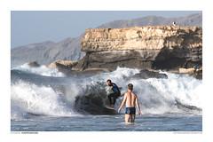 Surfer in La Pared Fuerteventura #3 (PADDYSCHMITT.DE) Tags: fuerteventura kanarischeinseln canarianislands surfen surfingfuerteventura lapared bader beach