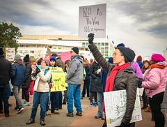 2017.01.29 Oppose Betsy DeVos Protest, Washington, DC USA 00212