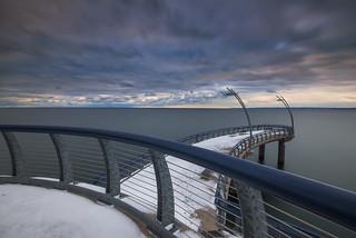 Brant Street Pier, Burlington Ontario
