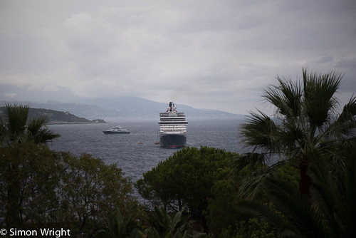 Cunard Queen Victoria ~ 4472