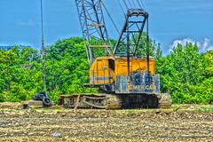American Crane (brutus61534) Tags: columbus ohio construction nikon crane hdr americancrane d5200