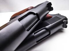 Weapons for Deadpool (phnrested) Tags: costume gun phone cosplay cellphone lg katana handgun g3 colt props 1911 kabar lgg3