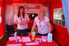 """Transfigurations stall at Plymouth Pride 2015 • <a style=""""font-size:0.8em;"""" href=""""http://www.flickr.com/photos/66700933@N06/20621353402/"""" target=""""_blank"""">View on Flickr</a>"""