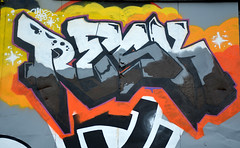 graffiti amsterdam (wojofoto) Tags: streetart amsterdam graffiti ndsm resk wolfgangjosten wojofoto
