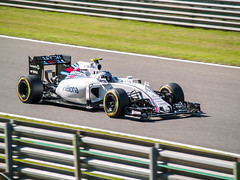Belgian GP - Williams Martini Racing - Valtteri Bottas