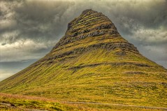 Magical Mt. Kirkjufell (David K. Edwards) Tags: mountain breast whatever teton kirkjufell teat snaefellsnes