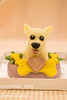 Your dog figure cake (INUGOHAN_WORLD) Tags: food dog chihuahua cooking dogs cake recipe yummy healthy homemade poodle foodart toypoodle dogcake cakeclass homemadedogfood dogsweets dogrecipe homemadedogcake figurecake dogrecipes