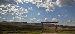 Bull Creek Ranch (The Gidinski) Tags: ranch landscape montana