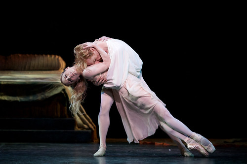 Watch LIVE: The Royal Ballet rehearse <em>Romeo and Juliet</em> on 13 March 2019