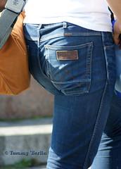 jeansbutt8885 (Tommy Berlin) Tags: men ass butt jeans ars wrangler