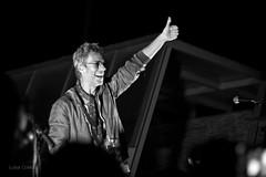 Ariel Rot (Luisa Colado) Tags: blackandwhite bw music blancoynegro rock gijón concierto asturias bn música directo jardínbotánico 2015 arielrot marielrot gijónsica