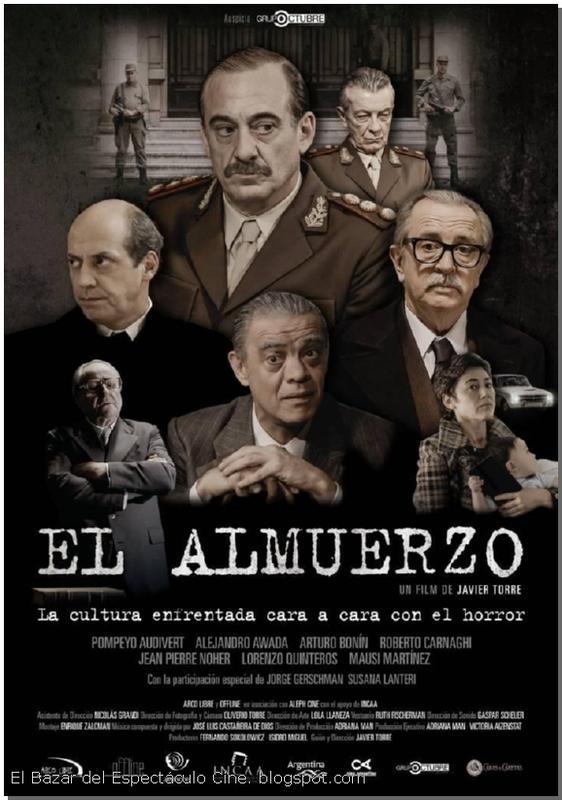 Ver El almuerzo Online (2015) Gratis HD Pelicula Completa