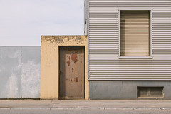 360 (explored) (Stadtromantikerin) Tags: geometry fenster eingang gebäude türen geometrie grafisch industriegebiet industrielandschaft