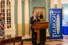 Fulbright Board Member Swearing-In Ceremony: Shervin Pishevar (Bureau of Educational & Cultural Affairs) Tags: board fulbright stengel shervin swearingin ffsb pishevar