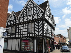Old Warwick Shakespeare Restaurant (Tony Worrall) Tags: old uk england building history home architecture town place unitedkingdom centre central location build northern update quaint past warwick mid warwickshire built relic midlands olden shakespearecountry 2015tonyworrall oldwarwickshakespearerestaurant