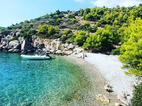 Summer 2015 in spetses! #ribcruises #ribboat #rentaboat #greece #greekislands