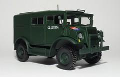 Chevrolet C8A (10) (dougie.d) Tags: uk chevrolet scale army us model military 150 ww2 vehicle dday gi 1944 eto cmp modelcar 143 diecast 194 ixo softskin automodel c8a modelauto