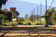 Catapilco (El Sirio) Tags: chile red station tren valparaiso rail estacin norte va zapallar ferrocarril meln catapilco ferronor