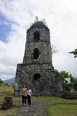 2015 04 22 Vac Phils g Legaspi - Cagsawa Ruins-7 (pierre-marius M) Tags: g vac legaspi phils cagsawa cagsawaruins 20150422