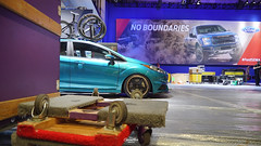 cinemotive_media_ford_fiesta_st_sema_2015_8 (cinemotivemedia) Tags: ford sign st race media paint fiesta bc dynamic wheels tire racing turbo brakes cobb imaging sema tuning edition savers falken baer 2015 velos tjin adv1 designwerks gurnade cinemotive