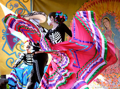 2015 Day of the Dead, Old Town San Diego 10.31.15 6 (Marcie